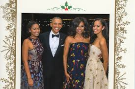 the obama s obama s holiday card angers conservatives
