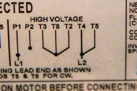 should you change your motor from 120v to 240v