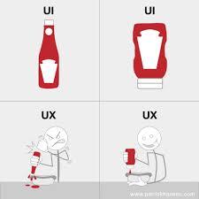 Design A Meme - ui vs ux design meme problem patrick hansen
