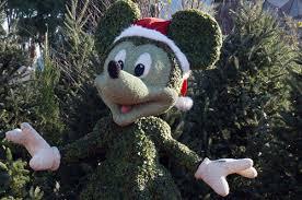 christmas comes to epcot for 2014 u2013 world of walt