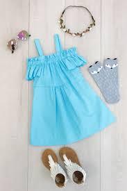 light blue dresses for kids light blue off shoulder dress emma pinterest shoulder dress