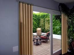 sliding door curtains ideas u2014 new home decor economical