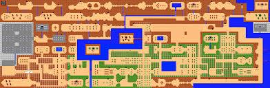 legend of zelda map with cheats the legend of zelda game maps nes