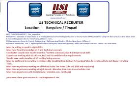 good resume for accounts manager job in bangalore railway us it recruiter account manager bdm manager ramsoft ramsoft