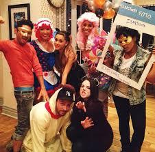 ariana grande u0026 liz halloween costumes oceanup teen gossip