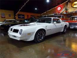 Pontiac Trans Am Pics 1976 Pontiac Firebird Trans Am For Sale On Classiccars Com 23