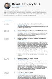Medical Resume Examples by Download Doctor Resume Template Haadyaooverbayresort Com