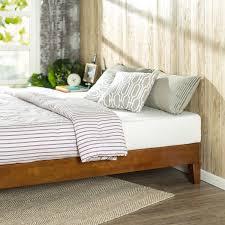 Platform Beds King Size Walmart Bed Frames Full Bed Frame Solid Wood Queen Bed Frame King Size