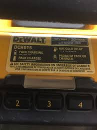 Louisiana travel charger images Dewalt dcr015 12 volt 20 volt cordless worksite radio and jpg
