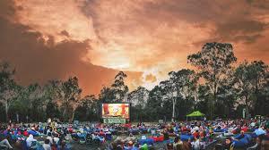 Sunset Cinema Botanic Gardens Dinner And A Menulog Delivering To Sunset Cinema The Riotact
