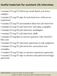 Cfo Resume Template Cfo Resume Examples Chief Financial Officer Resume Sample Senior