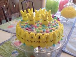 Easter Decorations With Peeps by Easter Ideas Round Up Of Tween Fun With Baskets Eggs And Peeps