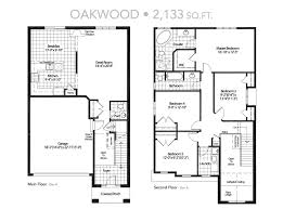 oakwood floor plans paramount marz homes