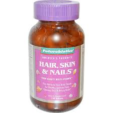 futurebiotics hair skin u0026 nails 135 tablets iherb com