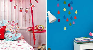 how to make room decorations diy kids room decoration projects cute rainy clouds or sun umbrellas
