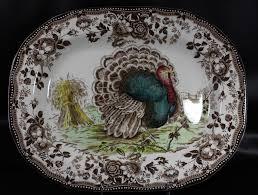 thanksgiving dinnerware tableware 138 best turkey transfer images on pinterest vintage