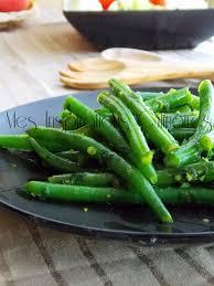 cuisiner des haricots verts surgel haricots verts a la persillade le cuisine de samar
