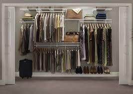 Closetmaid Shelf Track System 100 Best Closet Organizer Ideas Sets Bedroom Iron Metal Wooden