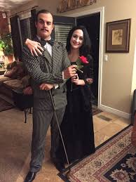 Addams Family Halloween Costumes 345 Halloween Costumes Couples Families Groups Images