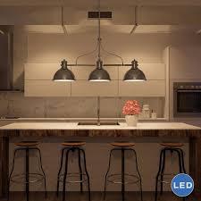 Kitchen 3 Light Pendant Kitchen Lighting Clear Glass Pendant Lights For Kitchen Island