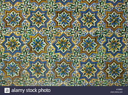 Moorish Design by Spain Sevilla Andalucia Moorish Mosaic Azulejos Ceramic Tiles
