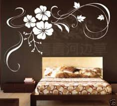 home wall decoration wall art design ideas cherry blossom at home wall art decal white