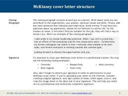 sample consulting cover letter business management consultant