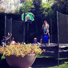 Safest Trampoline For Backyard by Trampoline Accessories Trampoline Safety We Help You Find The