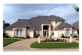 eplans mediterranean house plan well planned new american home