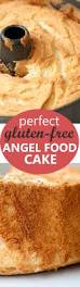 perfect gluten free angel food cake meaningful eats