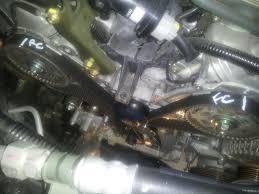 2006 honda pilot timing belt replacement i did my timing belt and water 86 500 2006 pilot honda