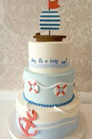 baby boy shower cake ideas baby shower cakes nautical baby shower cake ideas