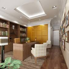 Decorations Pop Fall Ceiling Design In Modern fice Room With
