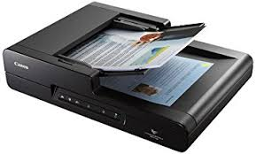 petit scanner de bureau canon dr f120 scanner de document noir amazon fr informatique