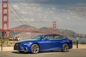 2018 lexus ls 500 our review cars com