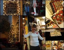 Christmas Open House Ideas by Fat Quarters Quilt Shop 2010