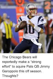 Chicago Bears Memes - uocaul the chicago bears will reportedly make a strong effort to