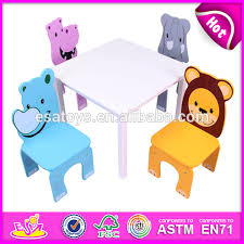 kids wooden table and chairs set modern childrens wooden table and chairs set intended for 2015