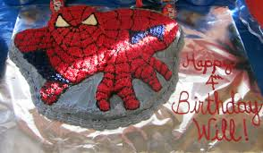 spiderman cakes u2013 decoration ideas little birthday cakes