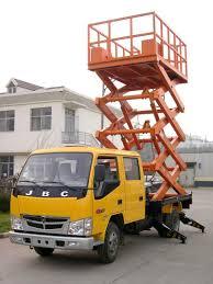truck mounted scissor lift 86 truck mounted scissor lift