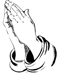 black and white praying hands free download clip art free clip