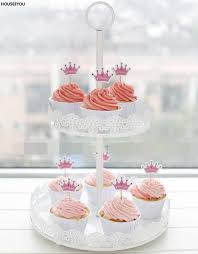 cake tiers 2 tiers white lace iron cake stand cupcake holder wedding birthday