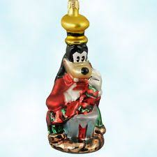 disney cinderella princess blown glass ornament boxed