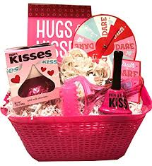 date basket date gifts basket date baskets for adults gift