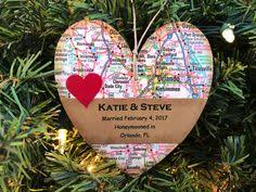 personalized engagement ornament newly engaged ornament