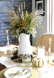 why you should decorate your home with feathers this fall by
