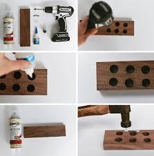 diy magnetic knife holder magnetic knife rack diy tutorial