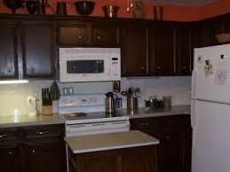 Refinished Kitchen Cabinets Refinishing Kitchen Cabinets Thriftyfun
