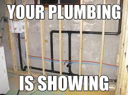 Plumbing Meme - plumbing indieweb