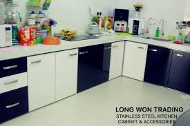 long won trading stainless steel kitchen cabinet u0026 accessories